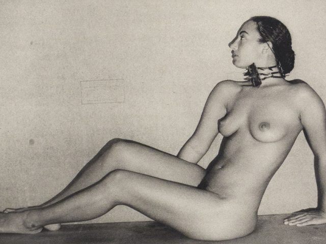 Metzner, Shiela_Nude with One Thing_cropped_980