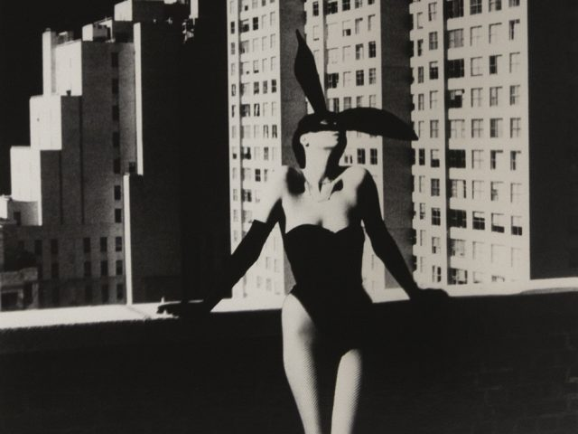 Helmut Newton, Elsa Peretti in New York, 1975