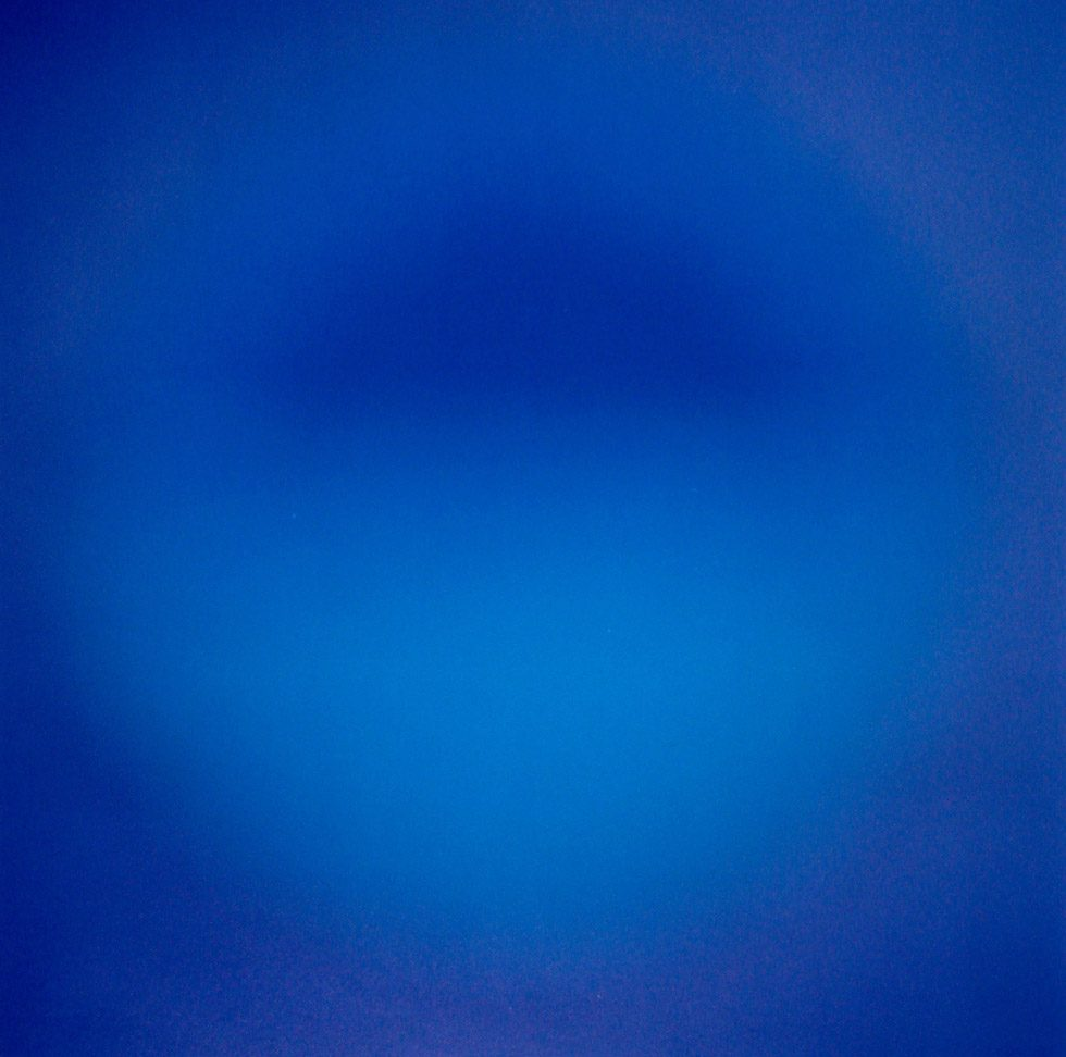 Blue Sphere #429