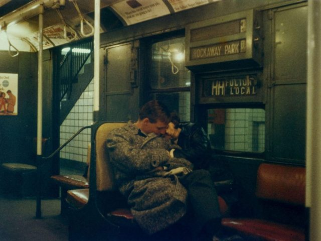 Armand Agresti, Subway New York City