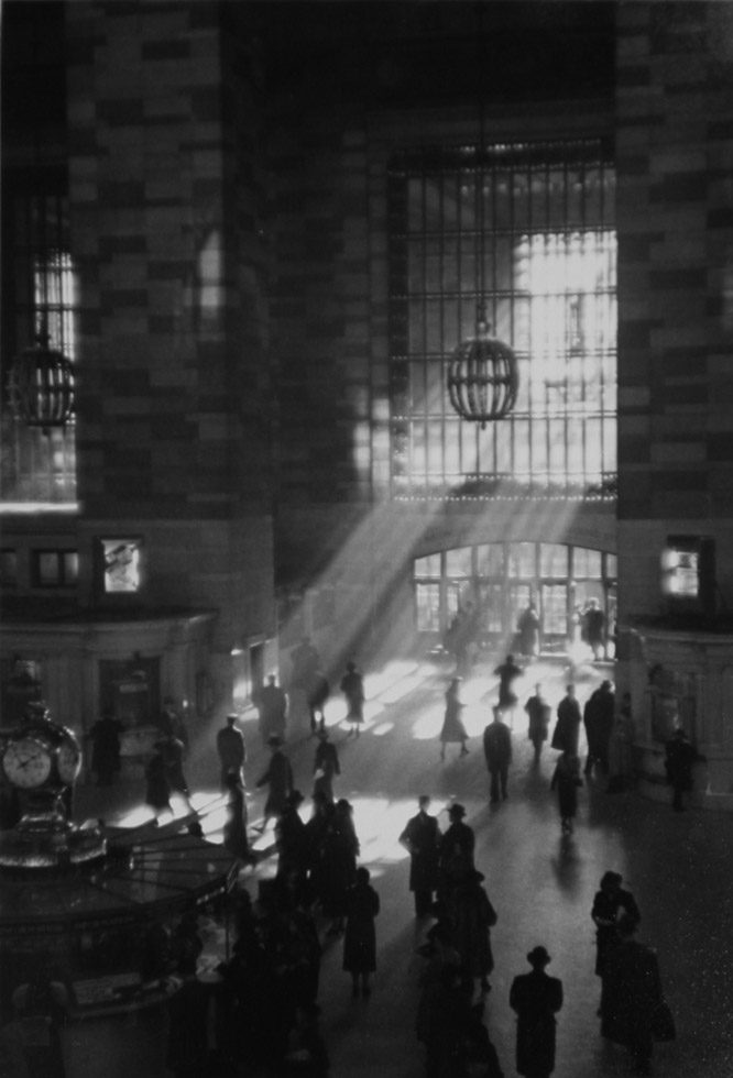 Janet Daniell, Untitled (Grand Central)