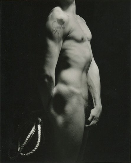 Dugdale, Male Nude