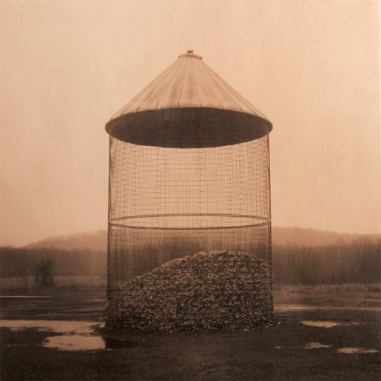 David Halliday, Corn crib