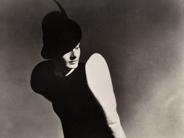Horst P. Horst, White Sleeve, Paris