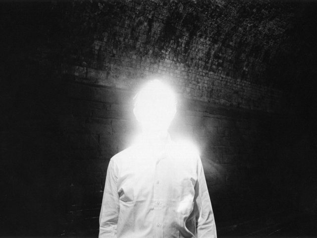 Duane Michals, The Illuminated Man