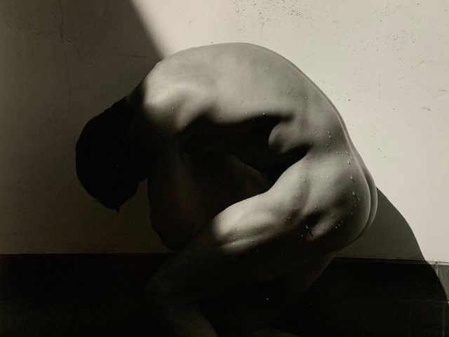 Herb Ritts, Curved Torso, Hollywood