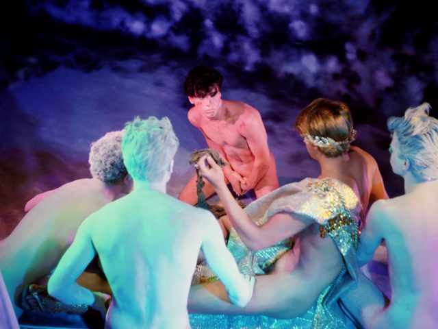 James Bidgood, Slave before the Emperor