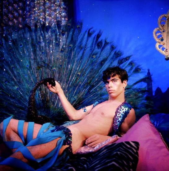 James Bidgood, Harem Boy, Pink Narcissus
