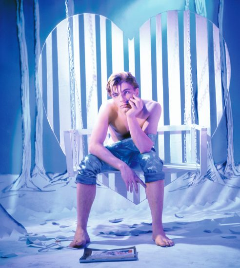 James Bidgood, Huck Finn, Tommy Coombs