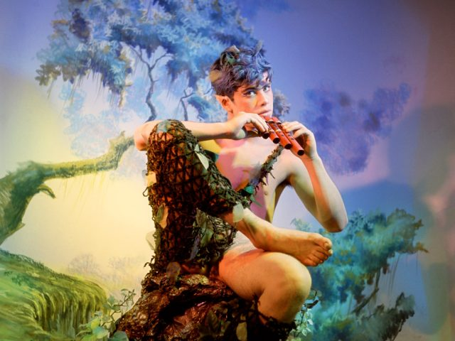 James Bidgood, Pan, Bobby Kendall