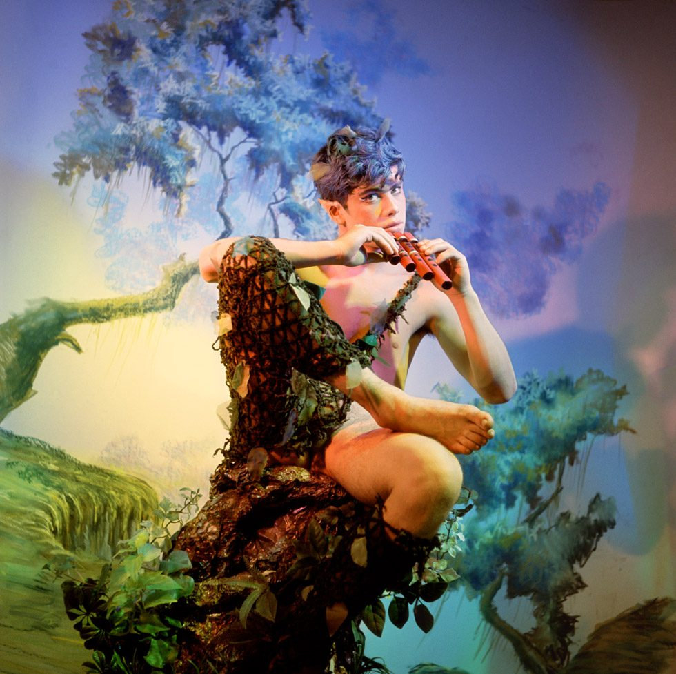 "James Bidgood, ""Pan"""