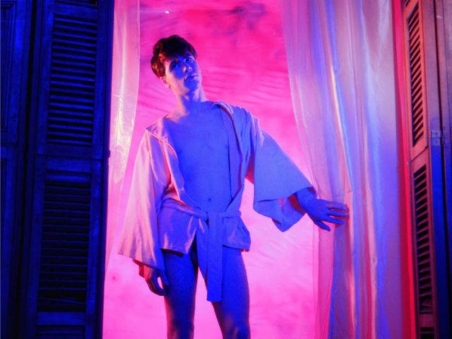 James Bidgood, Shuttered Window, Bobby Kendall