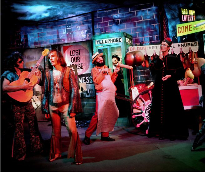 James Bidgood, Street Scene