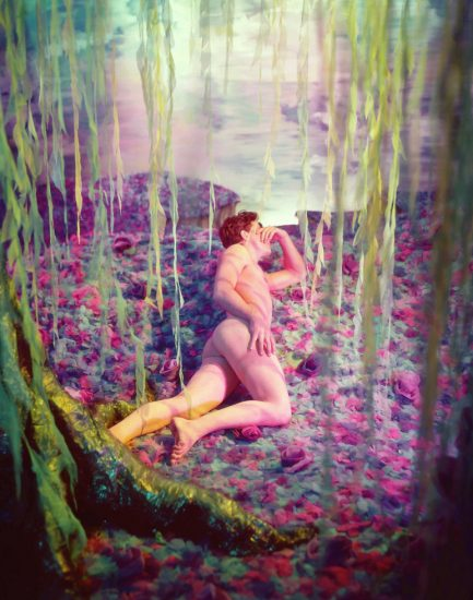 James Bidgood, Willow Tree, Bruce Kirkman