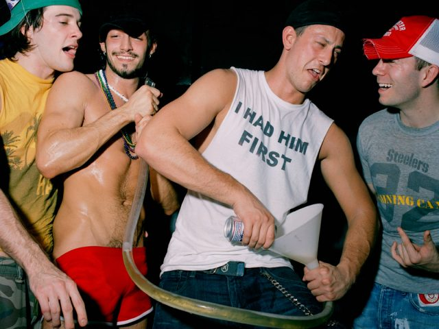 Brian Finke, Untitled (Frat Boys #3)