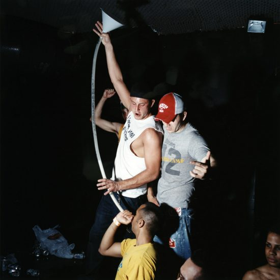 Brian Finke, Untitled (Frat Boys #6)