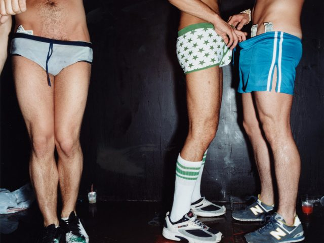 Brian Finke, Untitled (Frat Boys #8)