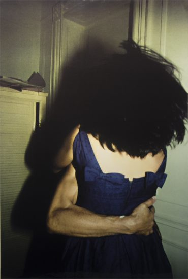 Nan Goldin, The Hug, New York City