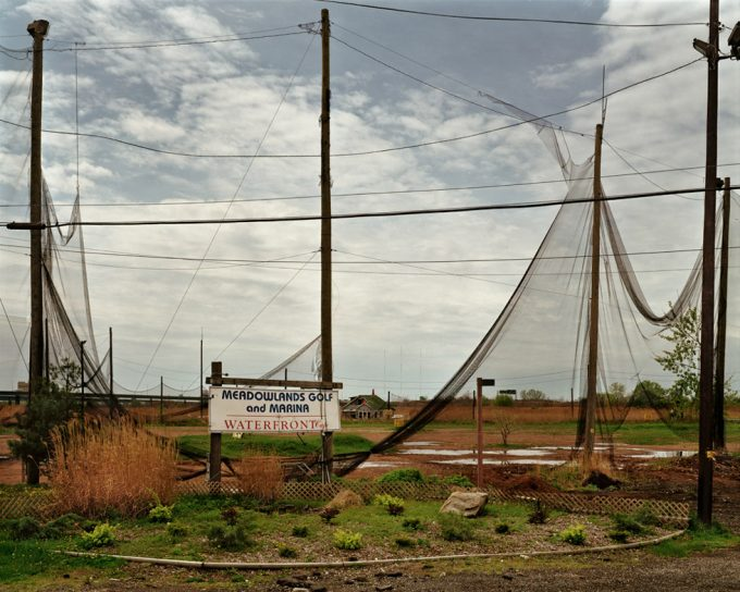 Joshua Lutz, Untitled (Meadowlands Marina)