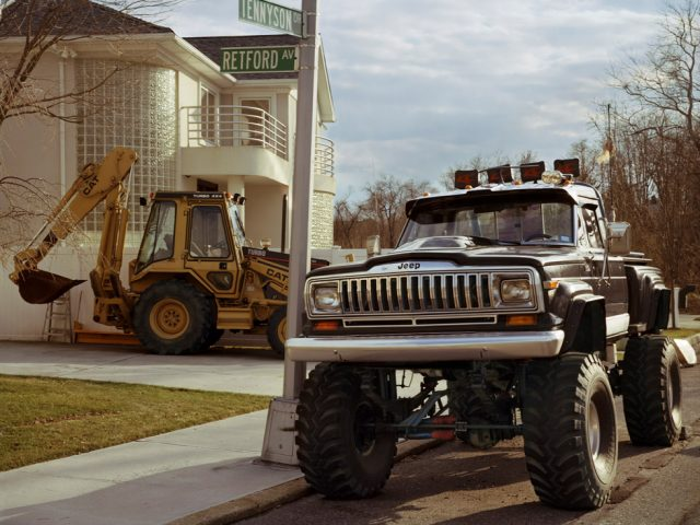 Joshua Lutz, Untitled (Monster Truck)