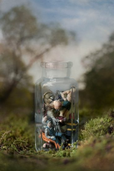 Marc Yankus, Little People in the Bottle