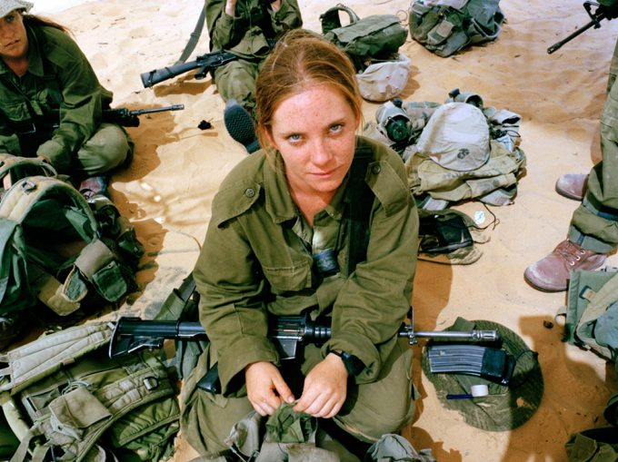 Rachel Papo, After throwing grenade, Israel