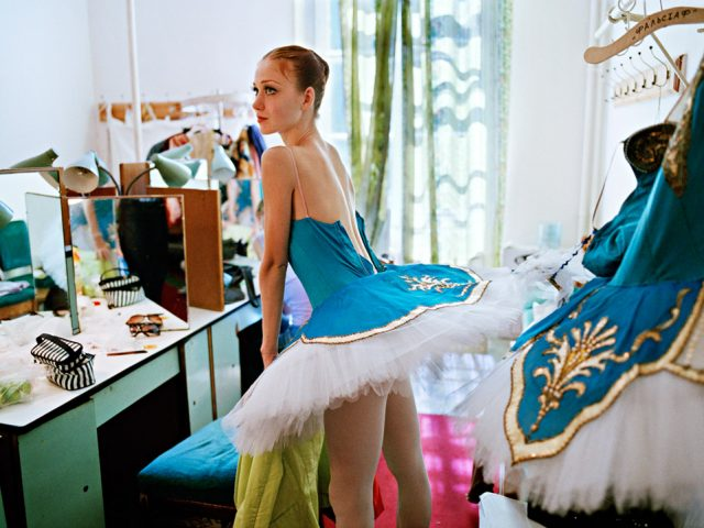 Rachel Papo, Backstage at the Mariinsky Theater, Ballet, St Petersburg, Russia