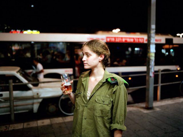 Rachel Papo, Outside Bar