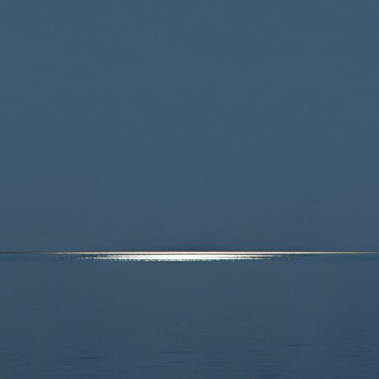 Frank Yamrus, light on Cape Cod Bay, Provincetown