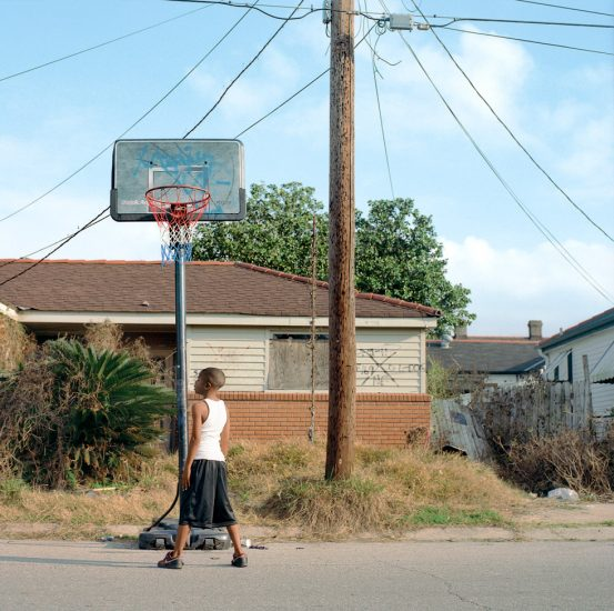 Dave Anderson, The Hoop