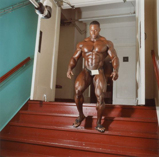 Brian Finke, Untitled (Bodybuilding 16)