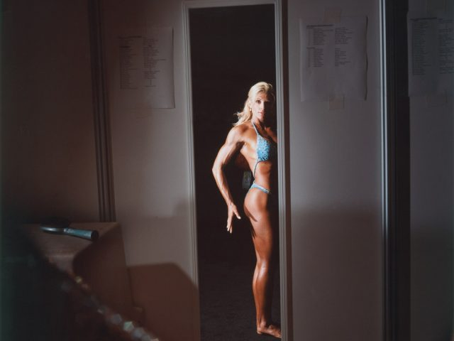 Brian Finke, Untitled (Bodybuilding 20)