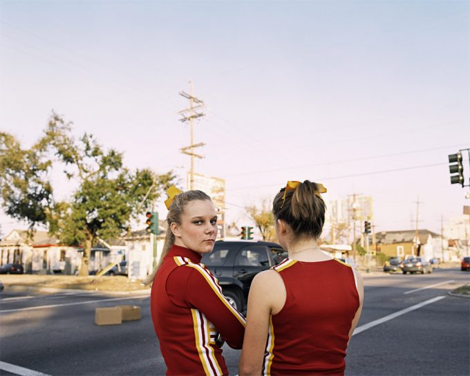 Amy Stein, Cheerleaders, New Orleans, Louisiana