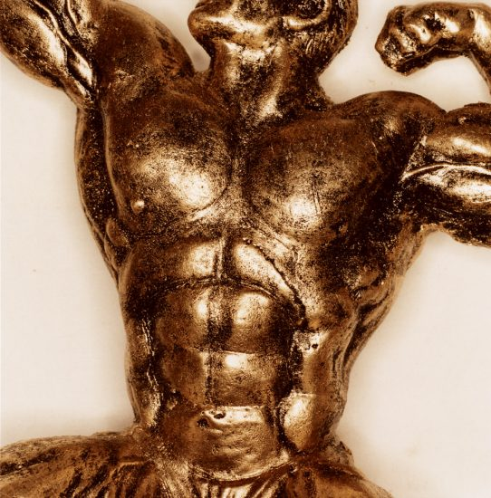 Brian Finke, Untitled (Bodybuilding 53)
