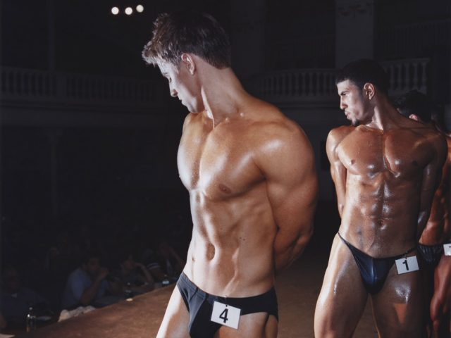 Brian Finke, Untitled (Bodybuilding 104)