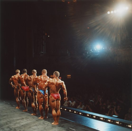 Brian Finke, Untitled (Bodybuilding 18)