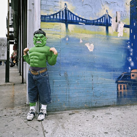 Amy Stein, Untitled (Hulk)