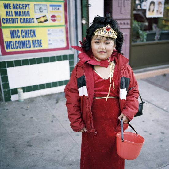 Amy Stein, Untitled (Red Queen)