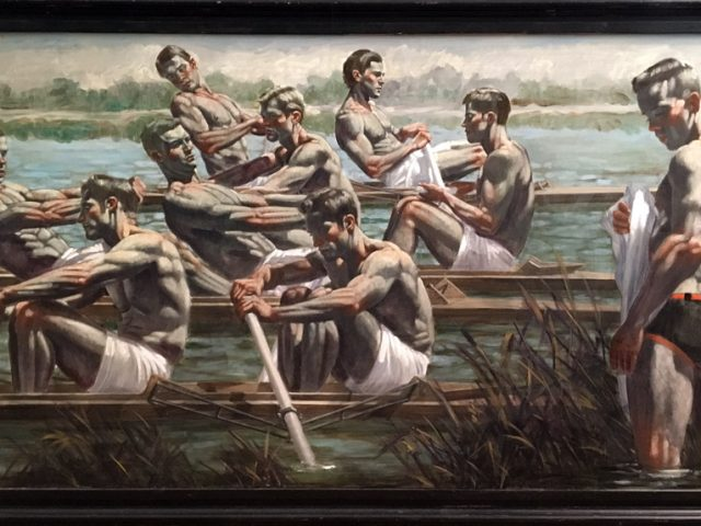 Bruce Sargeant, Rowers