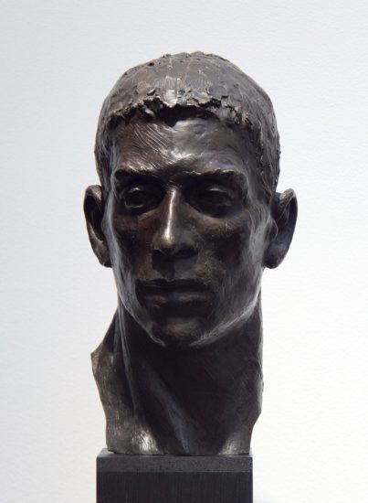 Mark Beard, Bruce Sargeant, Portrait Bust