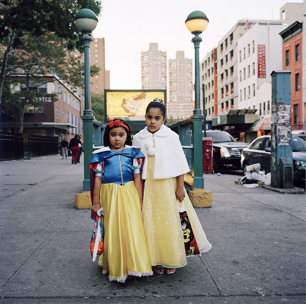 Untitled (Snow White and Sister)