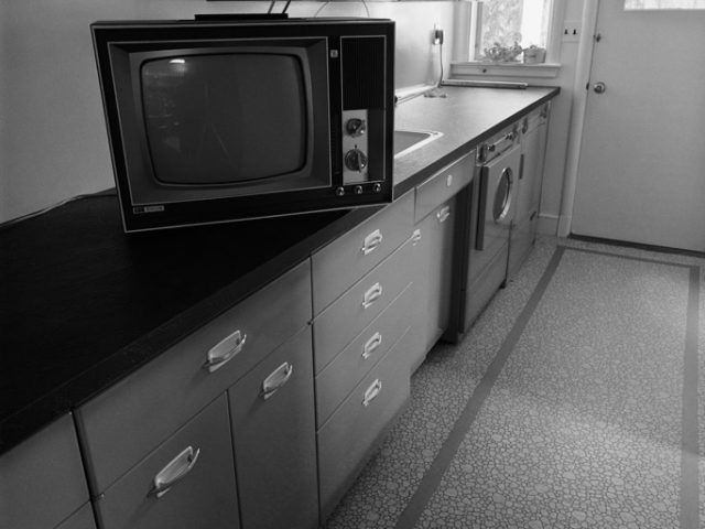 TV, Kitchen, Newton, MA