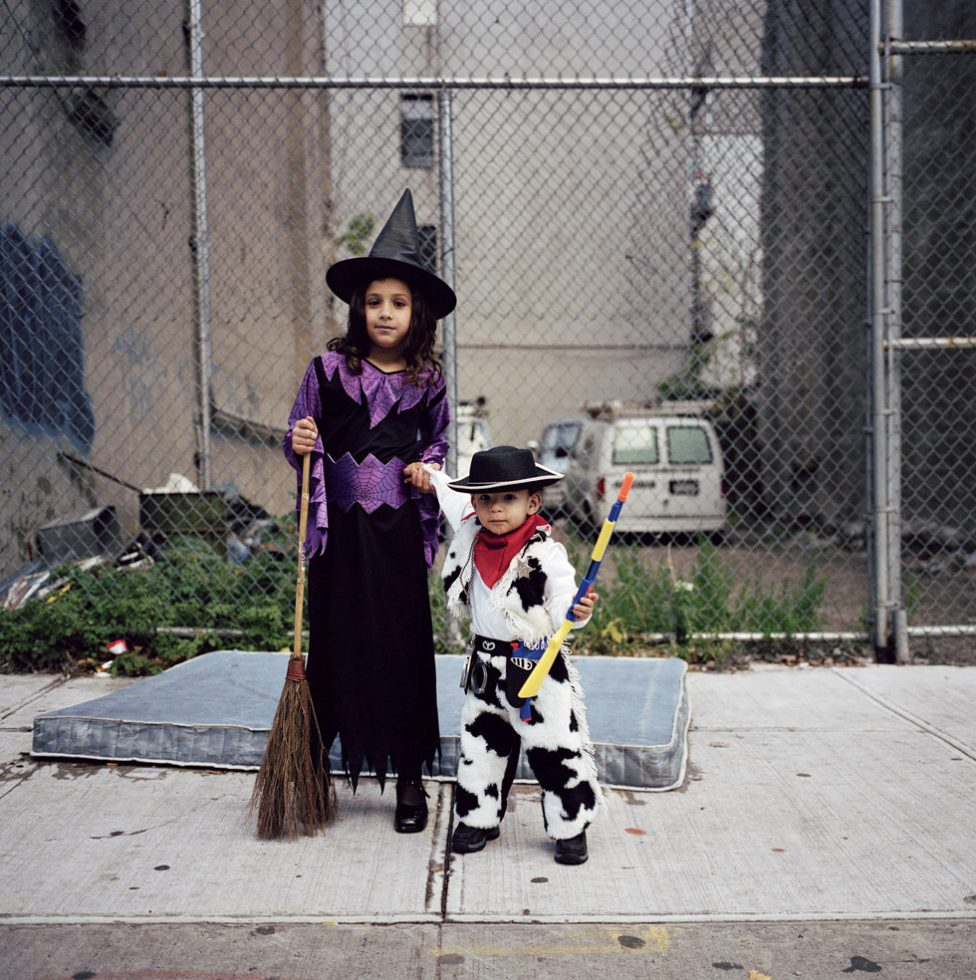 Untitled (Witch and Cowboy)
