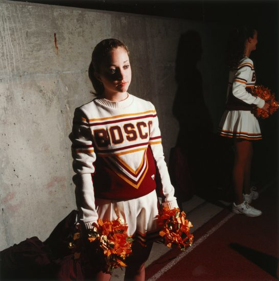 Brian Finke, Untitled (Cheerleading 43)