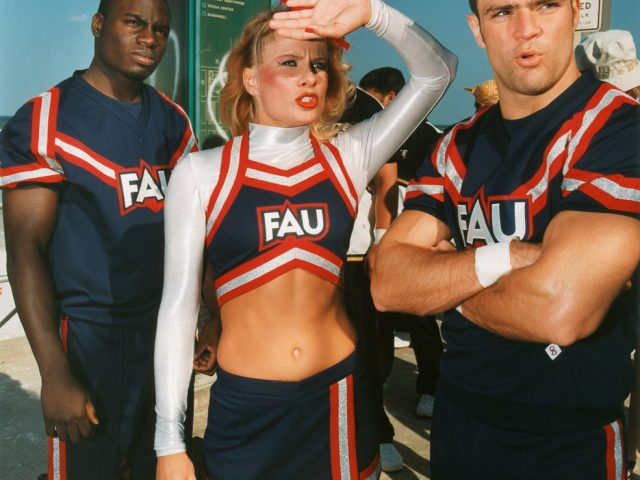 Brian Finke, Untitled (Cheerleading 81)