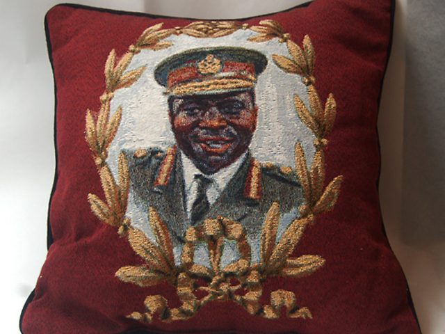 Mark Beard, Favorite Dictator Pillow