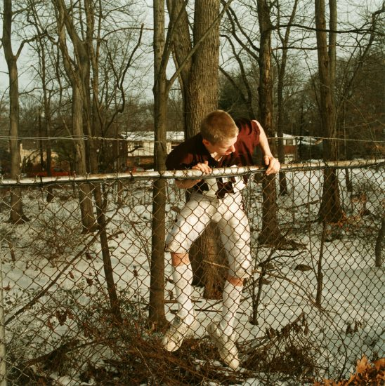 Brian Finke, Untitled (Football 99)