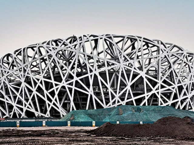 Stephen Wilkes, The Bird's Nest, Beijing, China