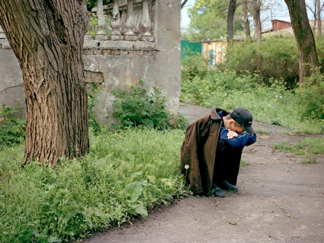 Andrea Diefenbach, Sergej Crouching