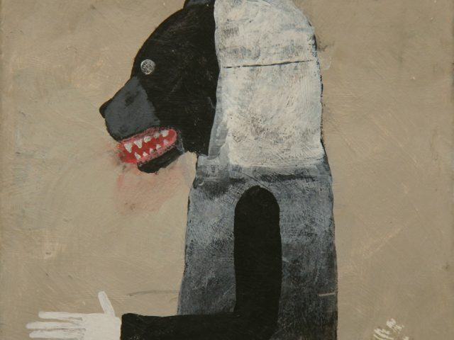 Scott Daniel Ellison, Bear Mask